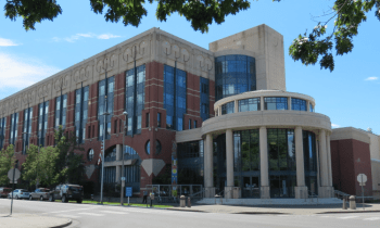 Whatcom County Courthouse in Bellingham, WA (July 29, 2016). My Ferndale News file photo