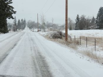 olson road between thornton and mountain view roads 2017-02-04