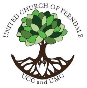united church of Ferndale logo