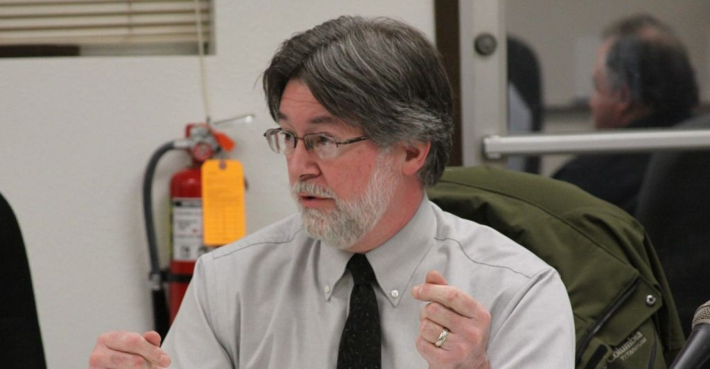 ferndale city administrator greg young photo cof