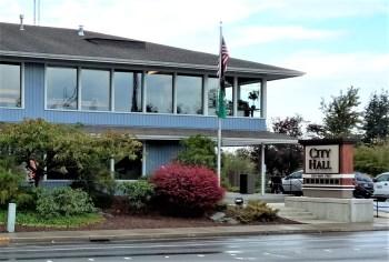 Ferndale City Hall (2019). File photo - Whatcom News