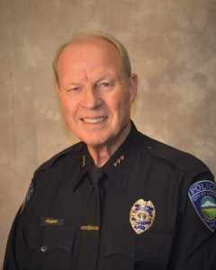 Former Ferndale Police Chief Michael Knapp (2019). Photo: City of Lynden