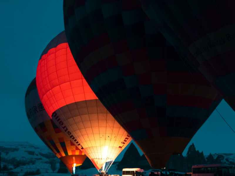 national festival of hot air balloon