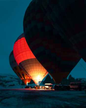 national festival of hot air balloon
