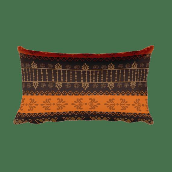 Carrot Rectangular Pillow
