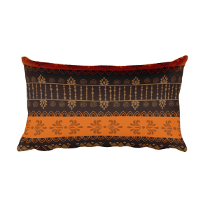 Carrot Rectangular Pillow