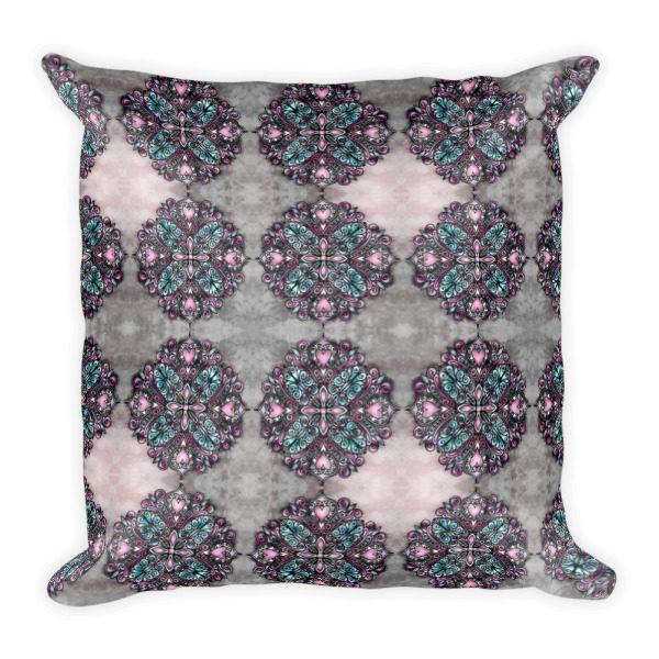 Crosses Artistic - Square Pillow