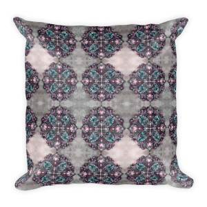 Crosses Artistic - Square Pillow