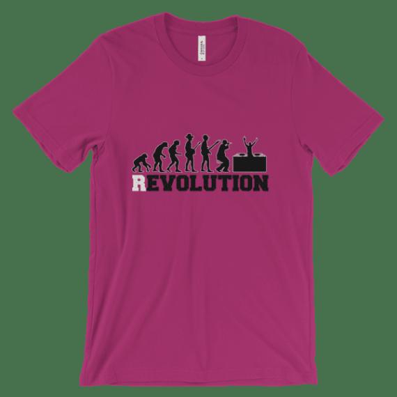 Funny Musicians Party Revolution t-shirt