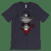 Men's SENIOR OFFICER SKULL t-shirt