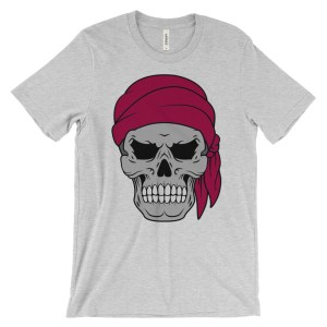 Pirate Skull & Flag t-shirt