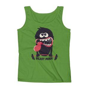Ladies' BEAST - Mode Workout Tank Top