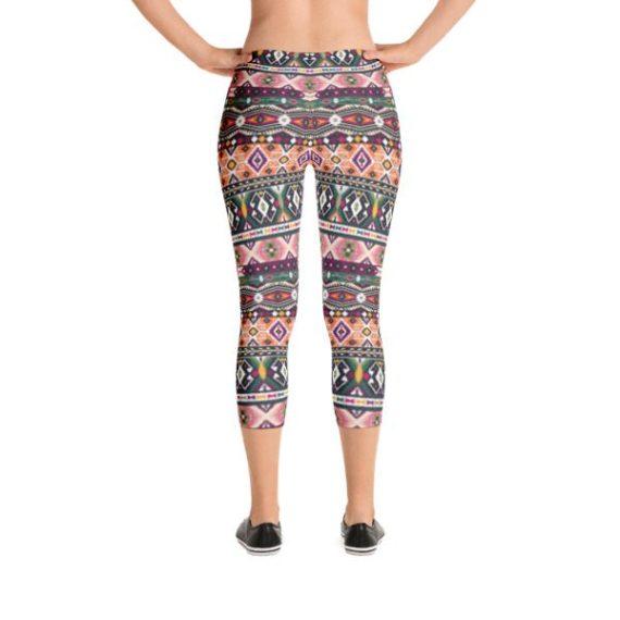 American Style Capri Leggings - Running Pants