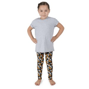 Halloween Ghosts Kid's leggings