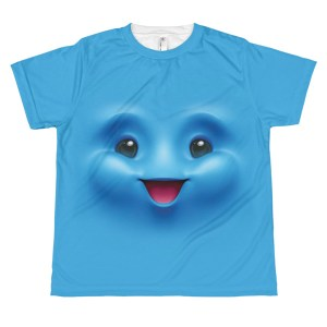 Happy Face T-shirt - Happy Emoji Face T shirt