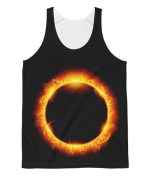 Unisex Eclipse Classic Fit Tank Top