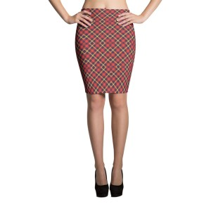 Women's Elegant Pencil Skirt