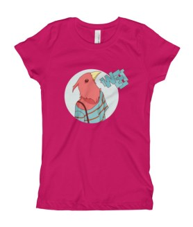 Girl's Bird T-Shirt