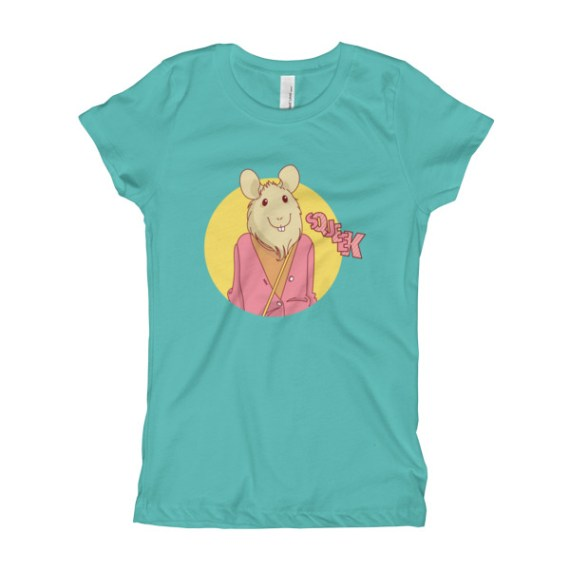 Girl's Mouse T-Shirt