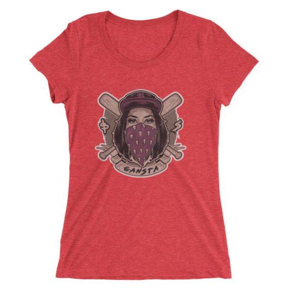 Ladies' Gangster short sleeve t-shirt