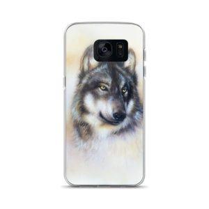 Wolf, wild animal Samsung Case