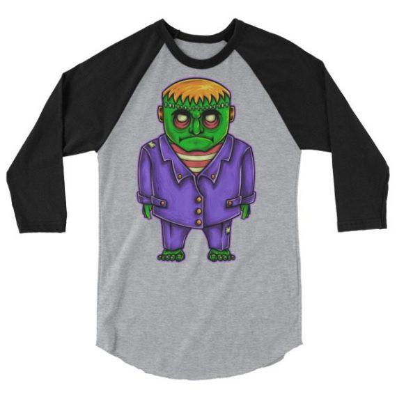 Green Monster LONG-SLEEVE SHIRT