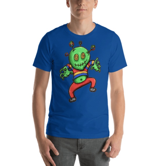 Candy Man Short Sleeve Unisex T-Shirt