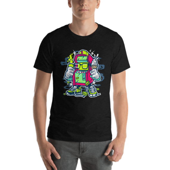 Game Machine Short Sleeve Unisex T-Shirt