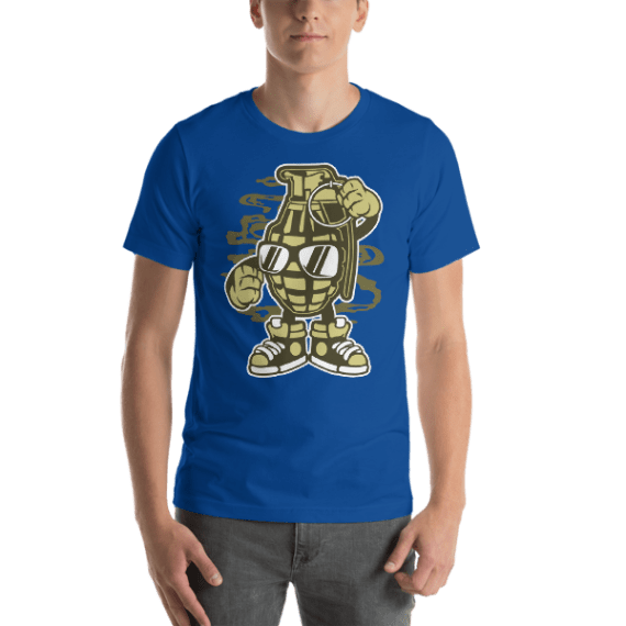 Grenade Short Sleeve Unisex T-Shirt