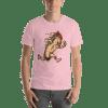 Hot Dog Hero Short Sleeve Unisex T-Shirt