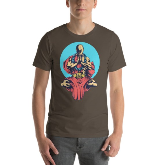 Inner Peace Short Sleeve Unisex T-Shirt