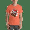 Killer Skater Short Sleeve Unisex T-Shirt
