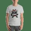 Kungfu Zoo - Panda Short-Sleeve Unisex T-Shirt