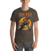 Ride Wild - Do it with Passion Or Not At All Short Sleeve Unisex T-Shirt