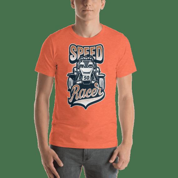 Speed Racer Short Sleeve Unisex T-Shirt