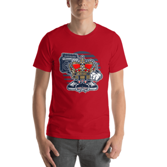 Street King Short Sleeve Unisex T-Shirt