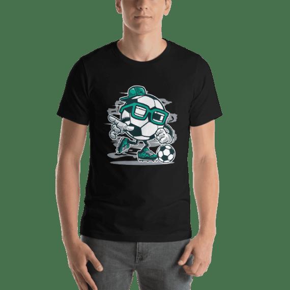Street Soccer Short Sleeve Unisex T-Shirt