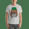 Strong Bulldog Short Sleeve Unisex T-Shirt