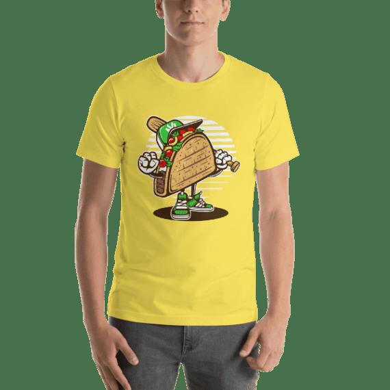 Taco Short Sleeve Unisex T-Shirt