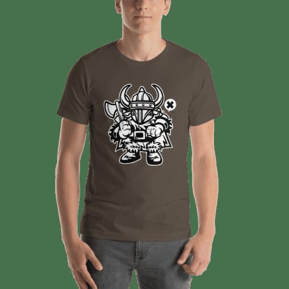 Viking Short Sleeve Unisex T-Shirt