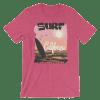 Women's California Wave Rider Short Sleeve T-Shirt