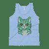 Women's Cute kitten Tank Top