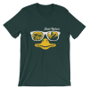 Women's Funny Duck Shirt - Just Relax Short Sleeve T-Shirt