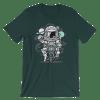 Women's Space Bike Short Sleeve T-Shirt