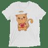 Cat Love Ladies' Short sleeve t-shirt