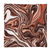 Yummy Chocolate Texture Square Pillow Case only