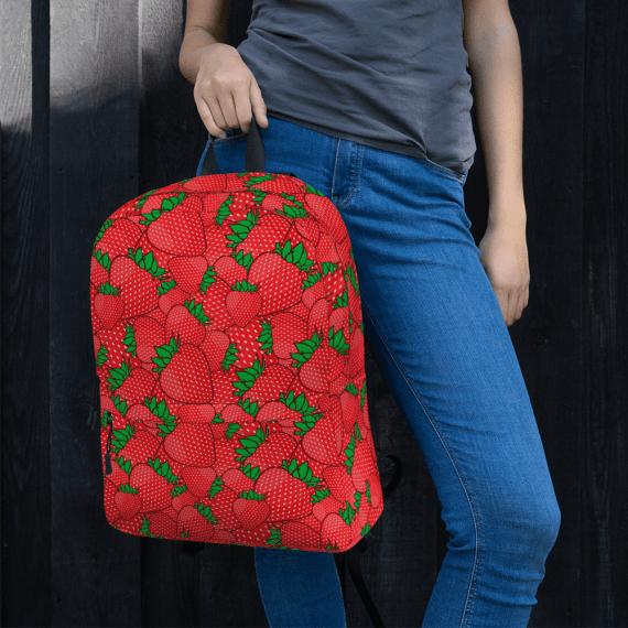 Super Sweet Strawberry Backpack