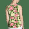 Best Sexy Stylesters Nova Flowers Tank Top Fashion - Charming Workout Tank Top