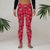 Super Soft Raspberry Pants Yoga Workout Fitness Leggings for Women Girls