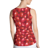 Yummy Strawberry Fruit Tank Top - Red Strawberries Tank Tops